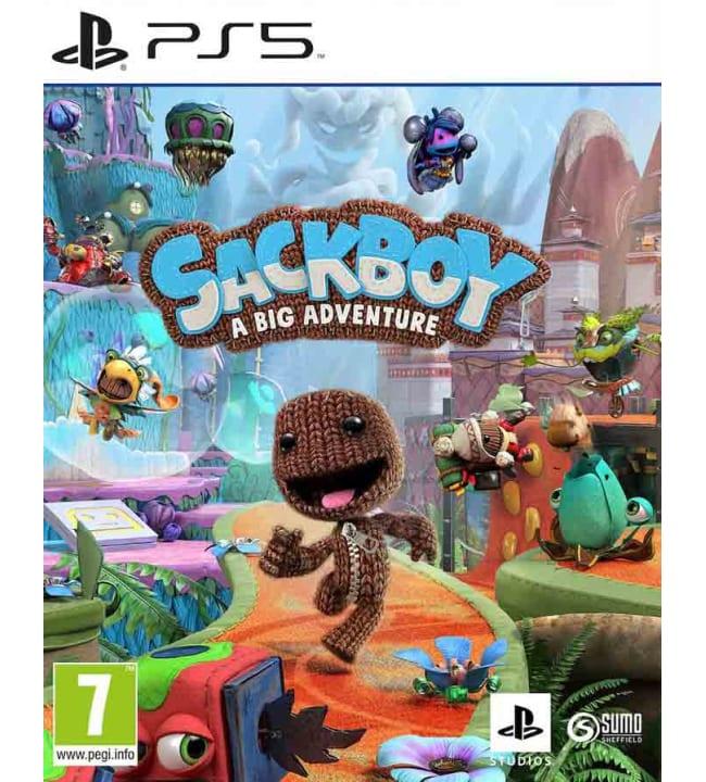 Sackboy A Big Adventure! PS5