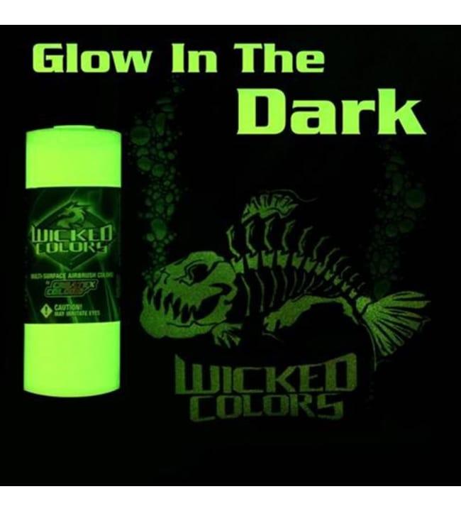 Createx Wicked Glow in the Dark 60 ml maali