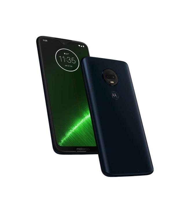 Motorola Moto G7 Plus älypuhelin