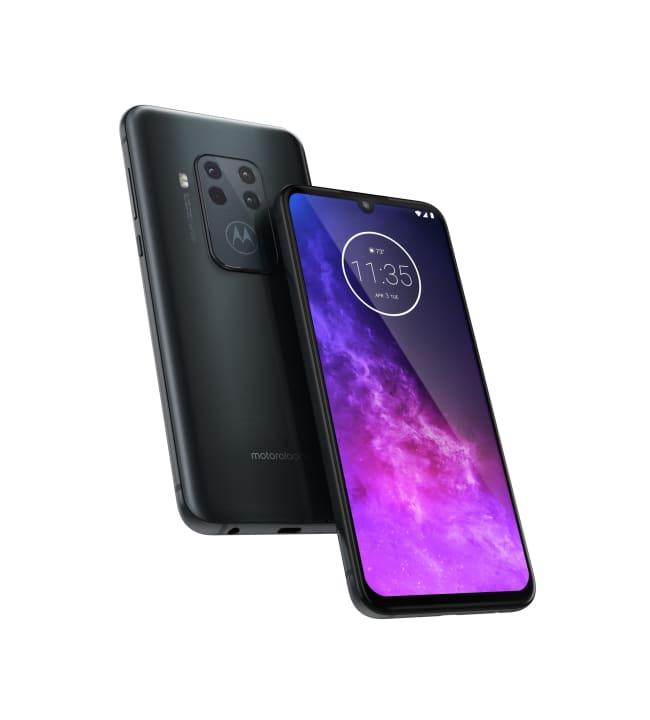 Motorola One Zoom älypuhelin