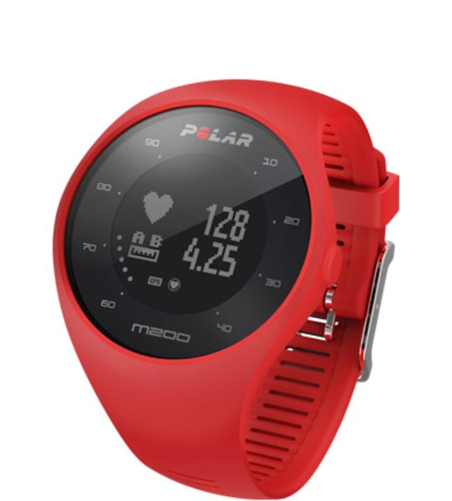 Polar M200 punainen GPS-juoksukello