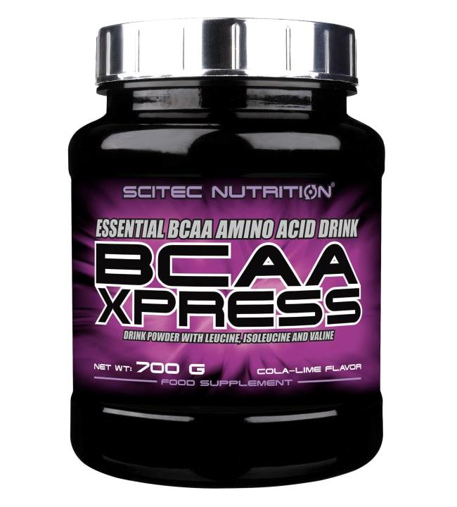 Scitec Nutrition BCAA Xpress Cola-Lime 700 g ravintolisä