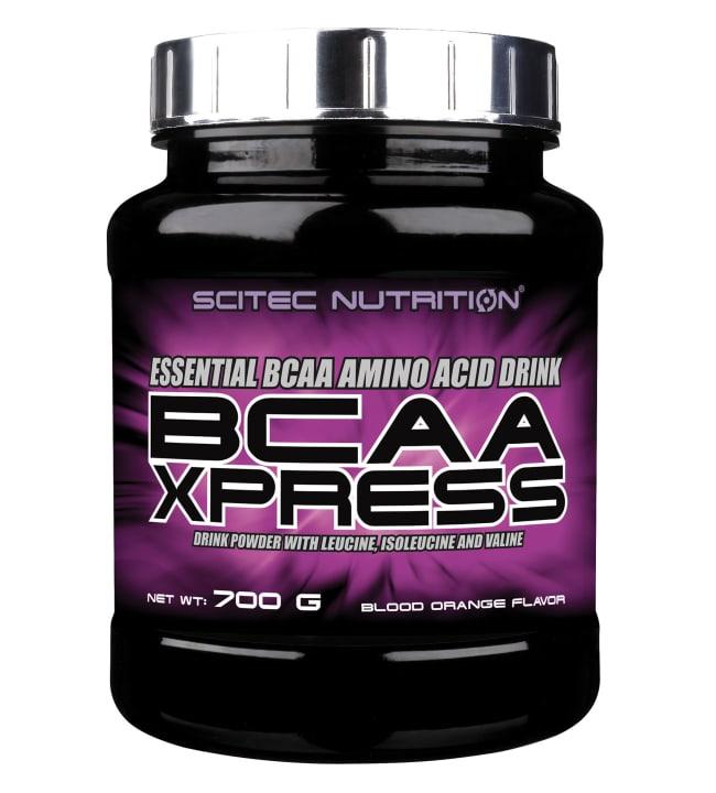Scitec Nutrition BCAA Xpress Blood Orange 700 g ravintolisä