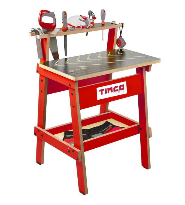 Timco Red&Black lasten työpöytä
