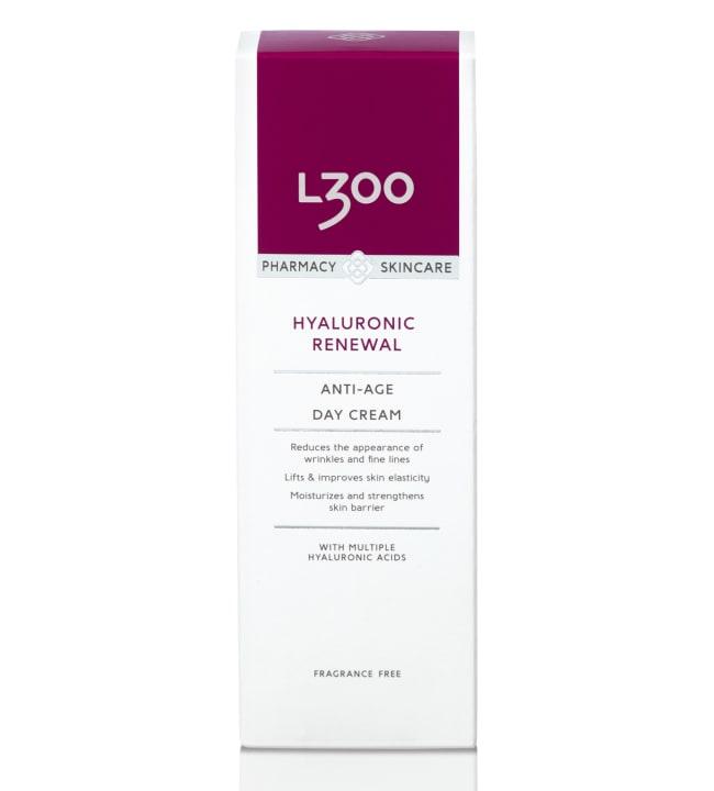 L300 Hyaluronic Renewal 50 ml päivävoide