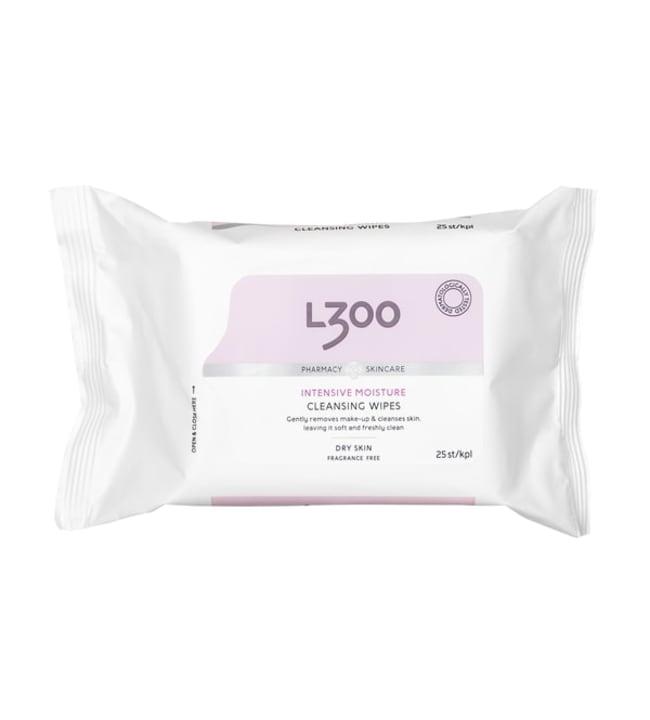 L300 kuiva iho 25 kpl meikinpuhdistusliina