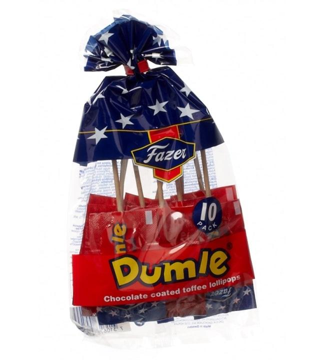Fazer Dumle tikkari 10-pack