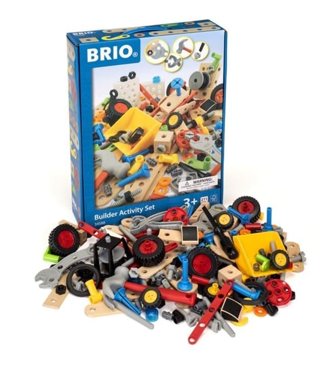 BRIO Builder puuhasetti
