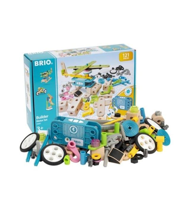 BRIO Builder moottorisetti