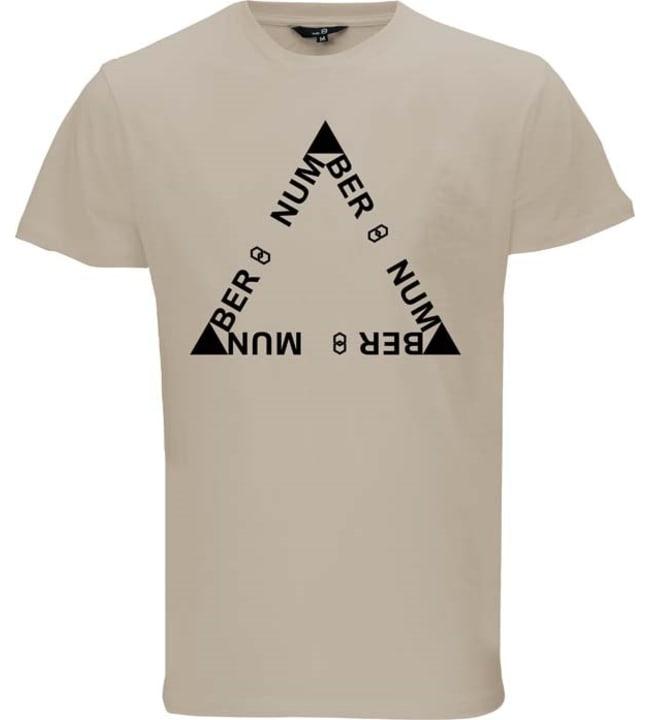 NO.8 miesten t-paita