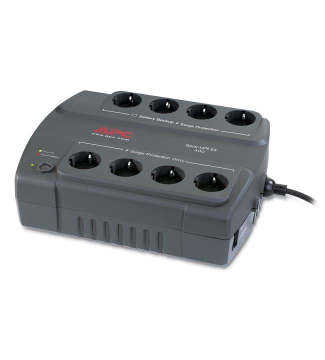 APC Back-UPS ES BE400-GR 400VA 240W UPS