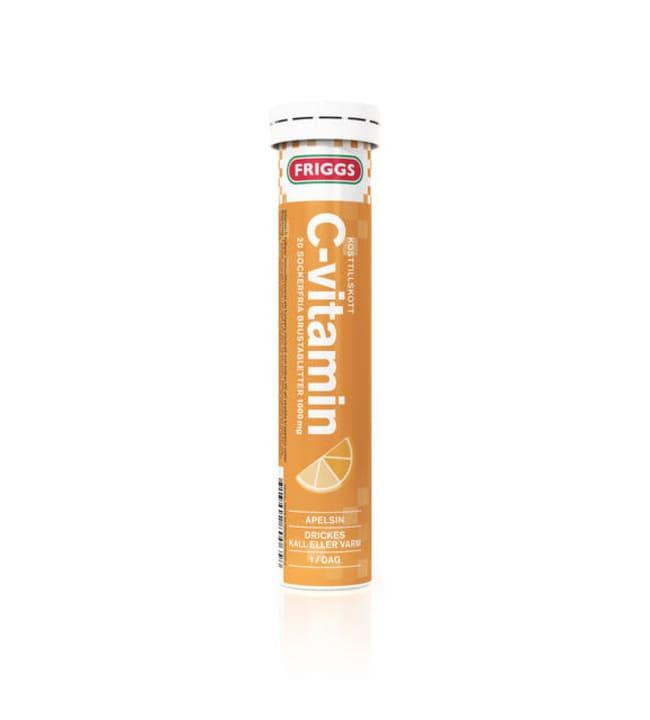Friggs appelsiini 20 tabl. C-vitamiinivalmiste