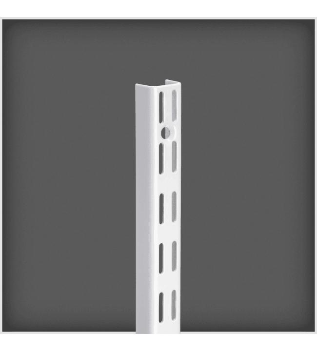 Elfa 316mm valkoinen seinäkisko