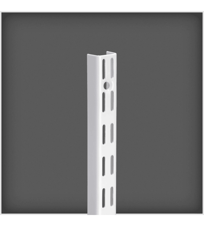 Elfa 636mm valkoinen seinäkisko