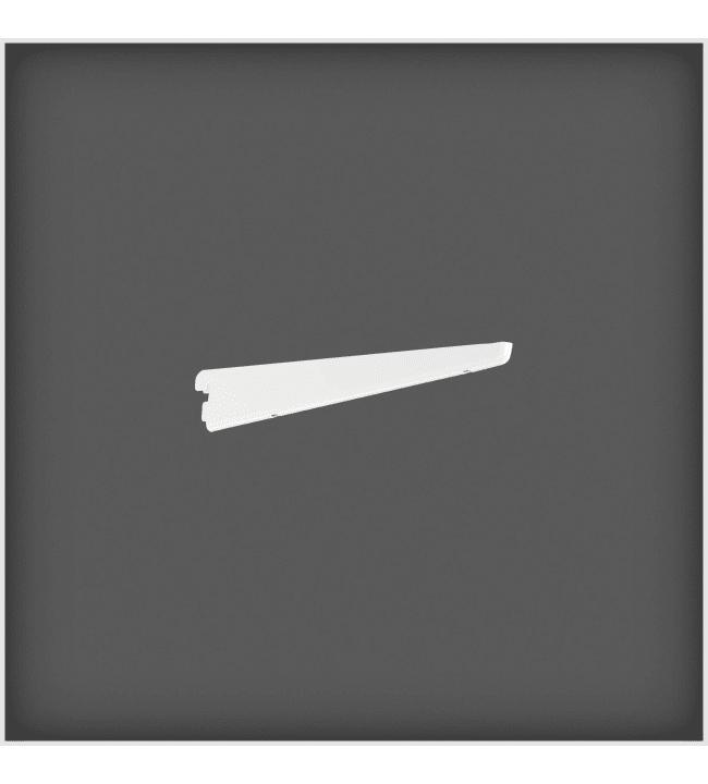 Elfa 270mm valkoinen levyhyllyn kannatin