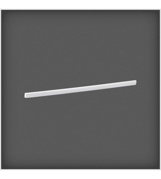 Elfa 420mm valkoinen oikea kannatinsuoja