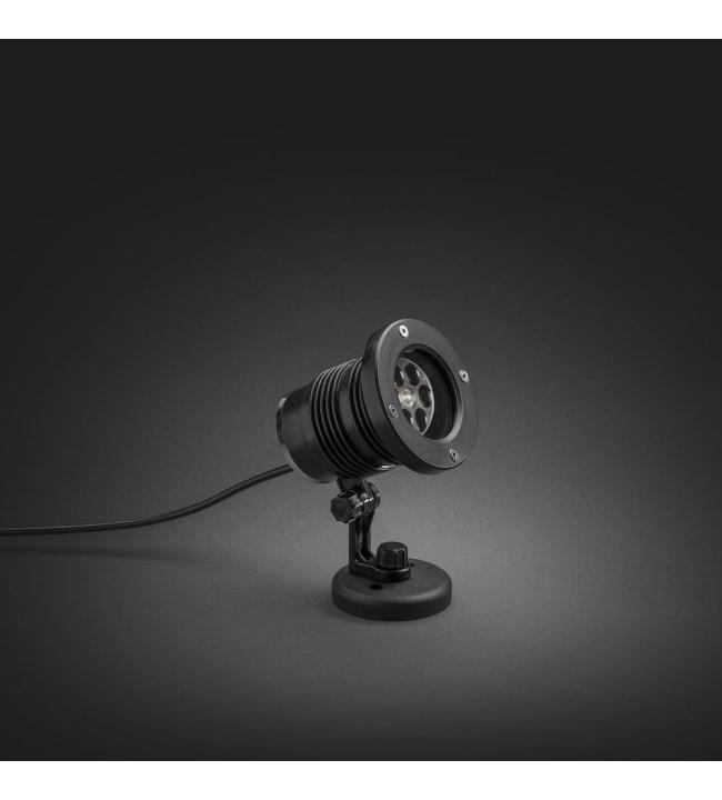 Konstsmide 4541-200 IP44 lumihiutaleet led-projektori