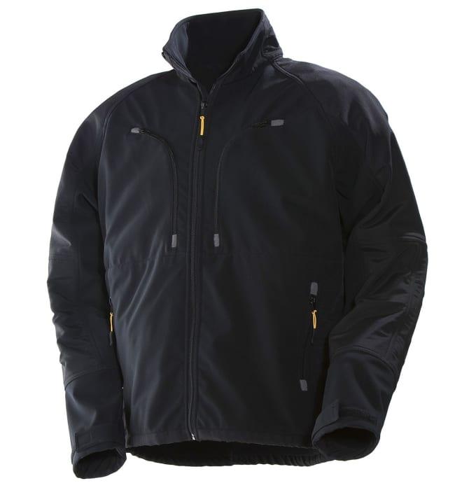 Jobman Softshell musta takki   verkkokauppa