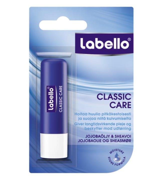 Labello Classic Care 5,5 ml huulivoide