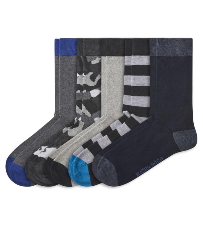 Björn Borg Essential 5-pack miesten sukat
