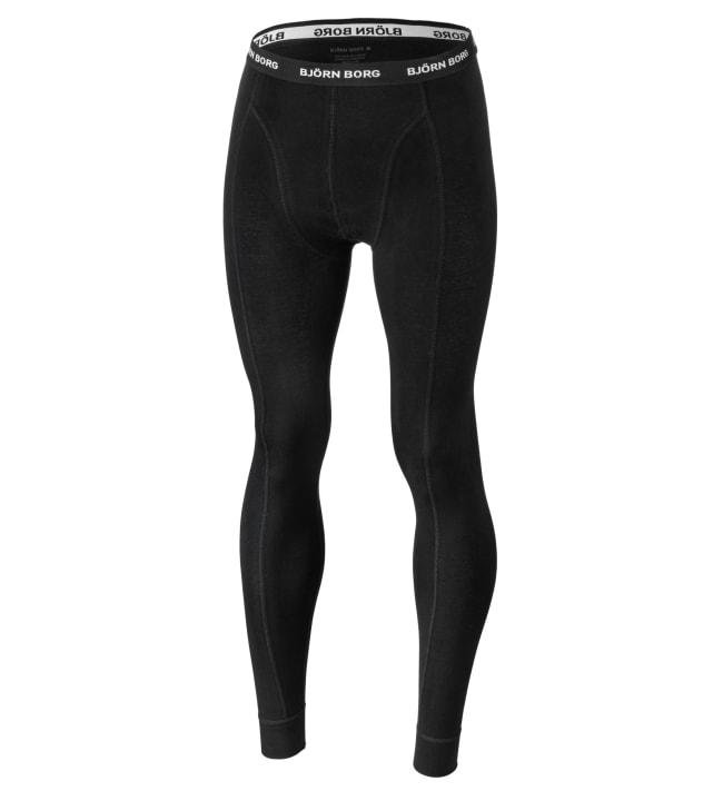 Björn Borg Long John miesten pitkät mustat alushousut