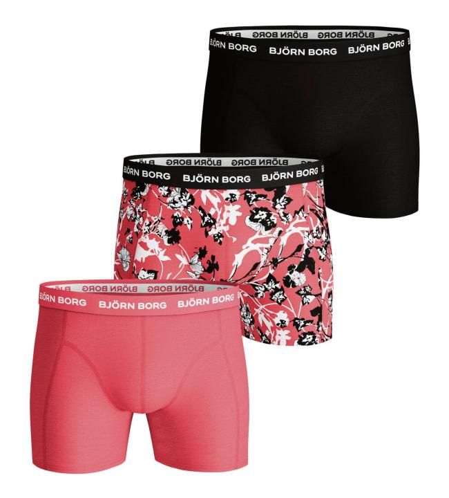 Björn Borg Sammy 3-pack miesten bokserit