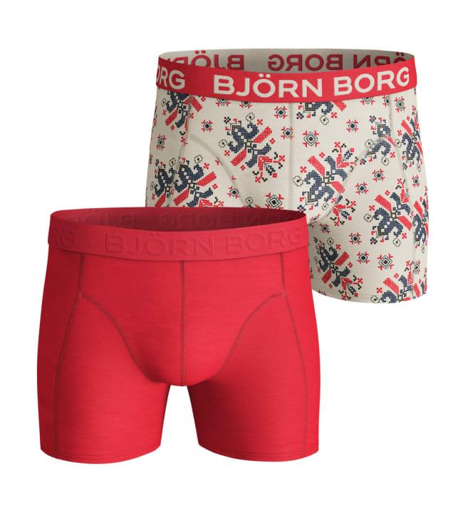 Björn Borg Sammy Grand Tip Xmas 2-pack miesten bokserit