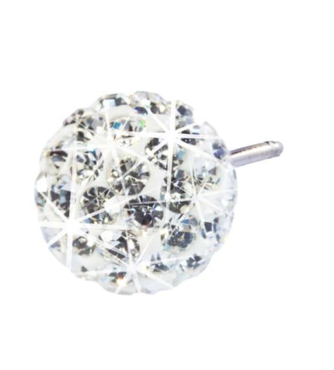 Blomdahl Crystal Ball korvakorut