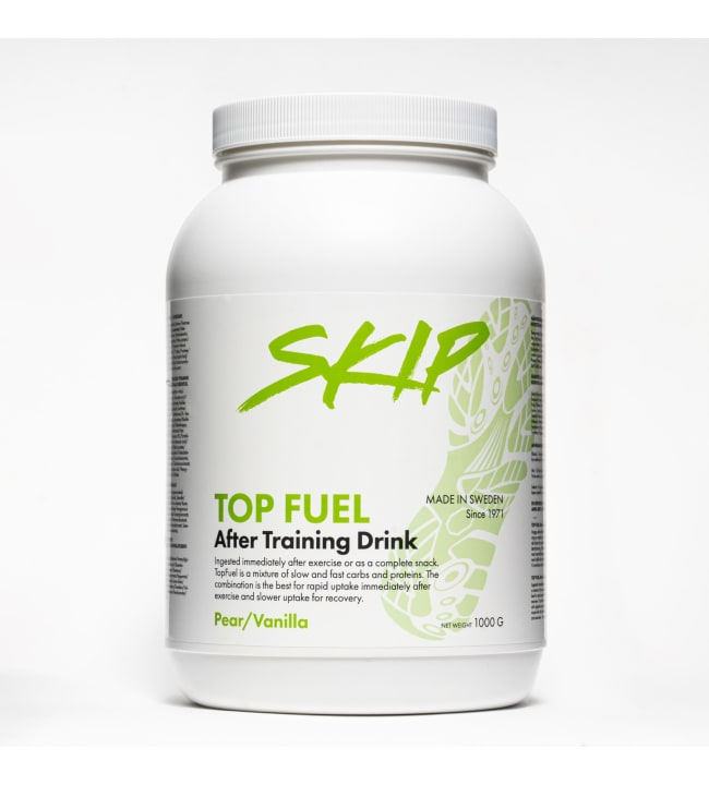 Skip Top Fuel Päärynä 1 kg palautusjuomajauhe