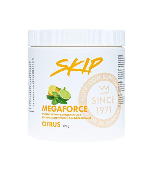 Skip Mega Force Sitruuna 786 g ravintolisä