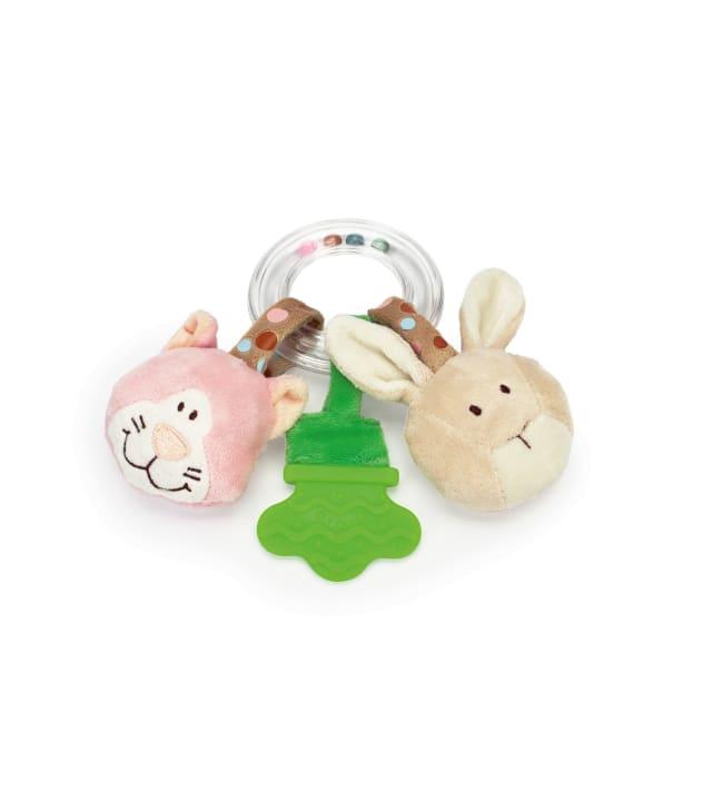 Teddykompaniet Diinglisar lehmä&hiiri rengashelistin