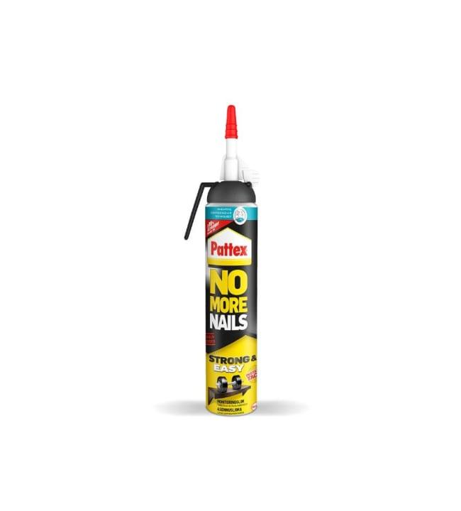 Pattex No more nails 200 ml asennusliima