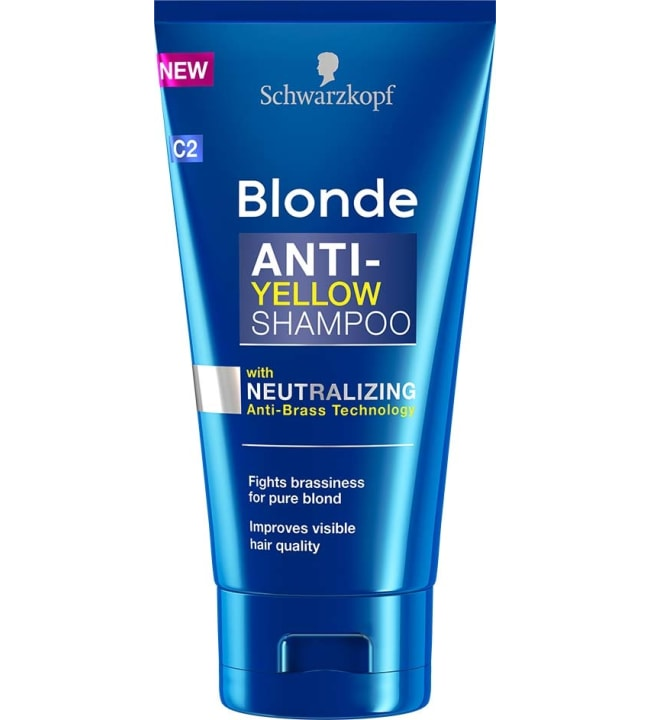 Schwarzkopf Blonde 150 ml Anti-Yellow shampoo