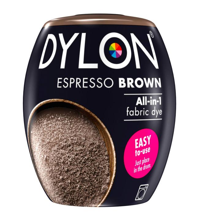 Dylon 11 Espresso Brown 350 g tekstiiliväri