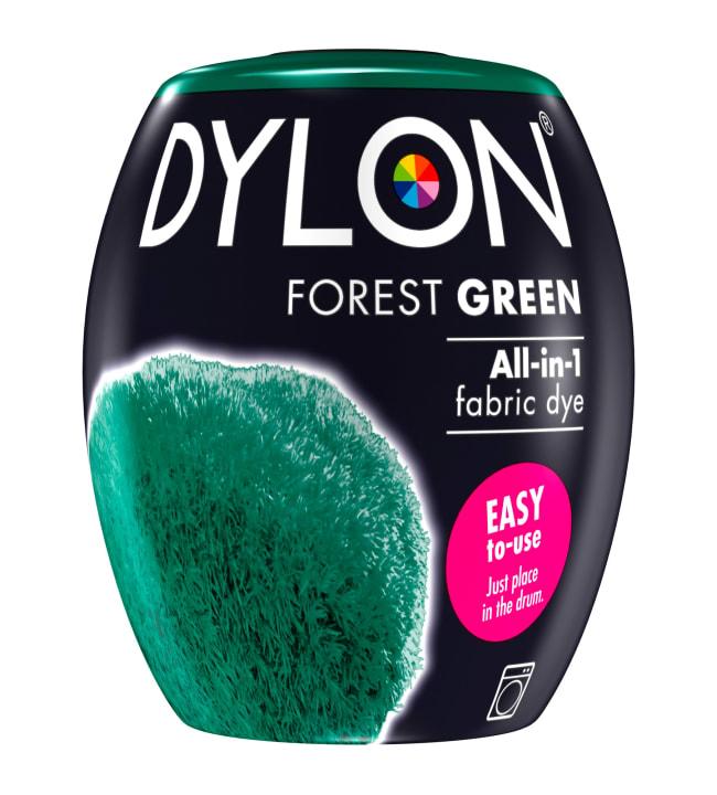 Dylon 09 Forest Green 350 g tekstiiliväri