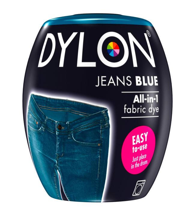 Dylon 41 Jeans Blue 350 g tekstiiliväri
