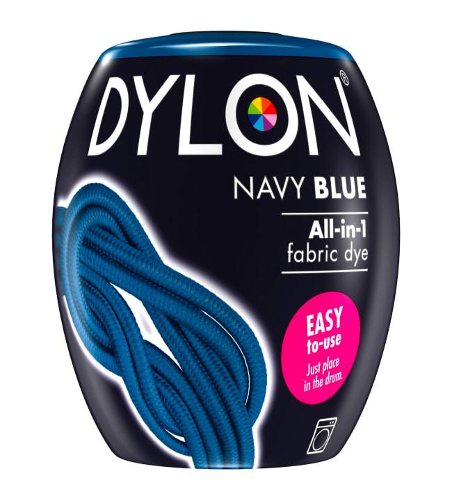 Dylon 08 Navy Blue 350 g tekstiiliväri