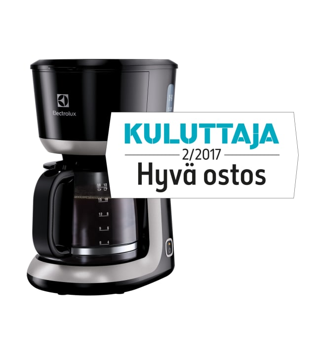 Electrolux EKF3300 kahvinkeitin