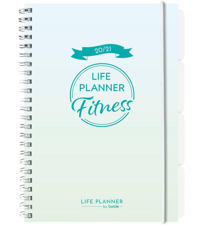 Burde Fitness Planner 2020-2021 lukuvuosikalenteri