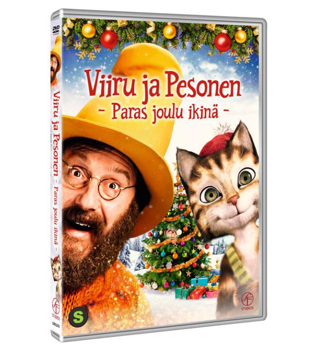 Viiru Ja Pesonen Paras Joulu Ikinä Dvd