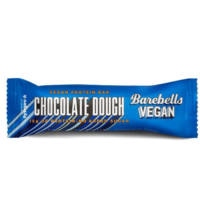 Barebells Vegan Chocolate Dough 55 g proteiinipatukka