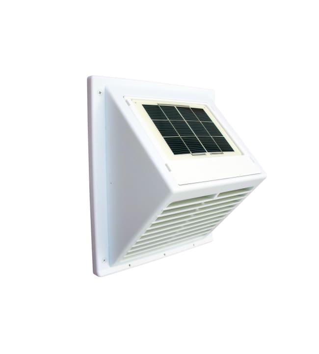 Sunwind Minivent tuuletin sisäänrakennetulla aurinkopaneelilla