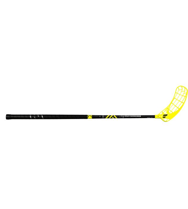 Oxdog Ultralight HES 29 Yellow Oval MBC salibandymaila