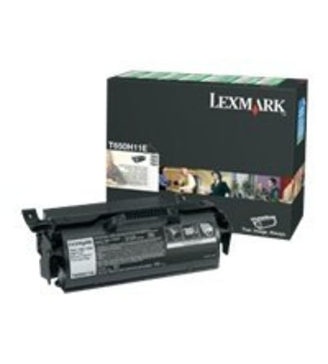 Lexmark T650H11E musta laservärikasetti