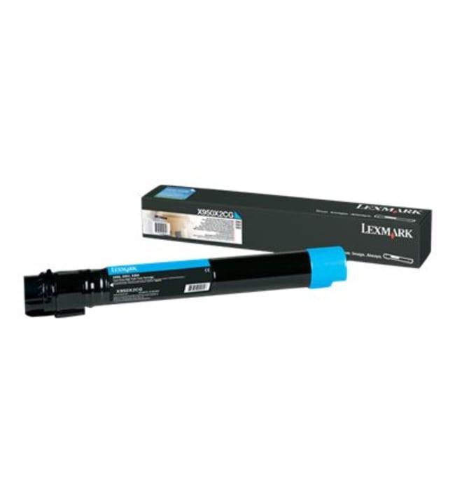 Lexmark X950X2CG syaani laservärikasetti