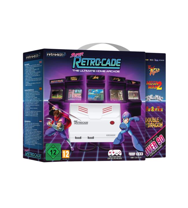 Retro-Bit Super Retro-Cade pelikonsoli