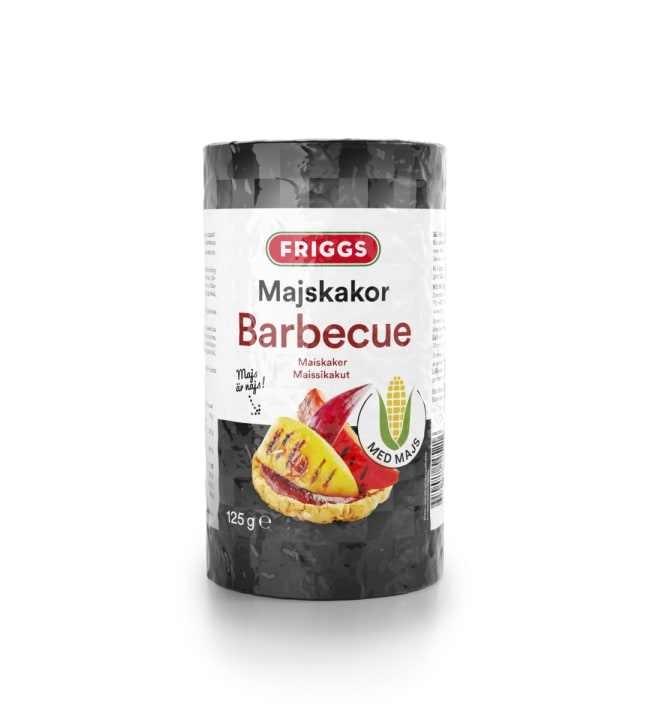 Friggs Barbecue 125 g maissikakku