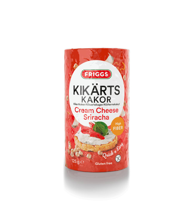 Friggs Sriracha 125 g kikhernekakku