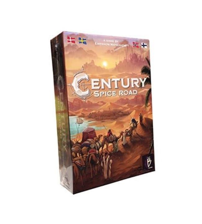 Century Spice Road Nordic peli