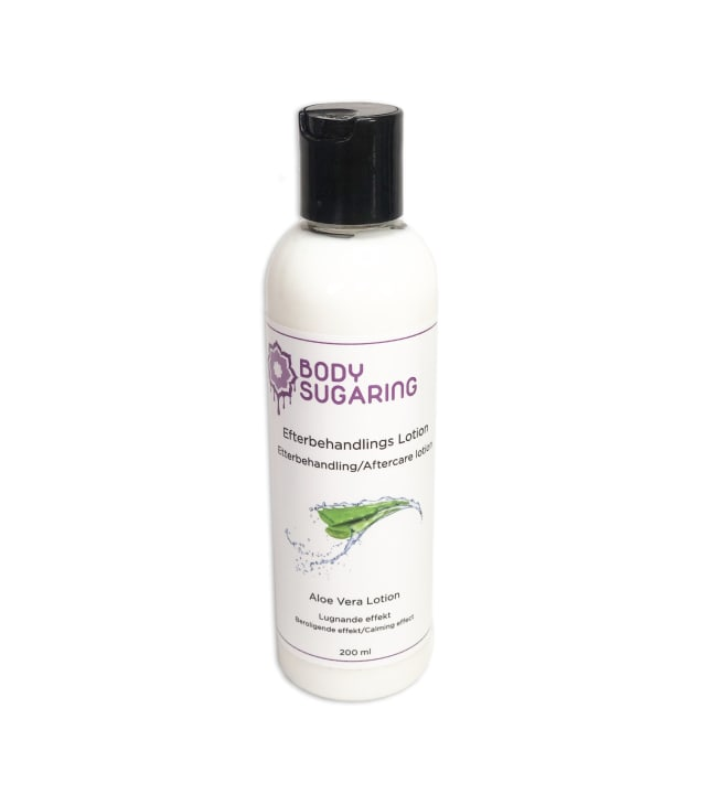 Body Sugaring Aftercare Lotion 200 ml rauhoittava voide